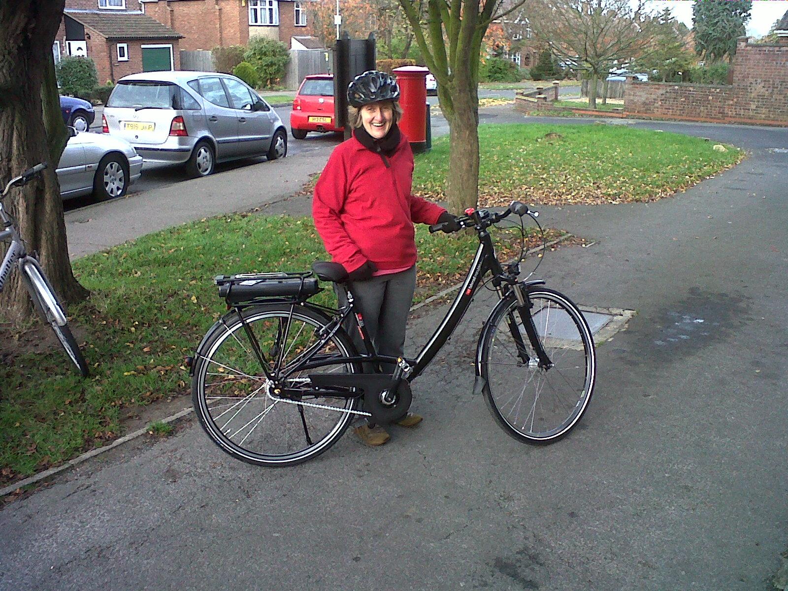 fahrrad oder pedelec