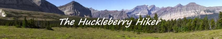 The Huckleberry Hiker
