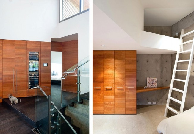 decorar com Design Moderno Para Casas na Montanha