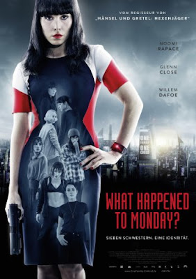 What Happened to Monday 2017 Eng 720p WEB-DL 900Mb ESub