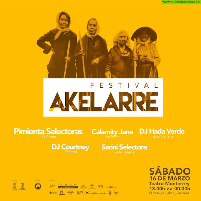 Festival Akelarre 2019 en El Paso