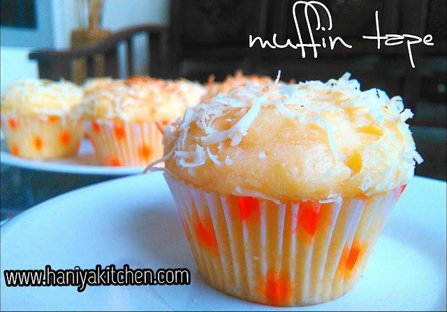 resep muffin tape keju