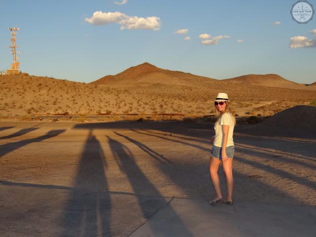deserto de Mojave Las  Vegas Nevada