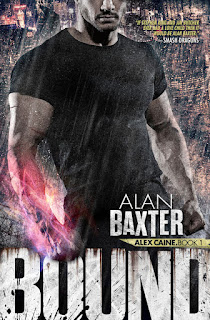 Guest Post by Alan Baxter - Actually, I'm really not a psychopath.