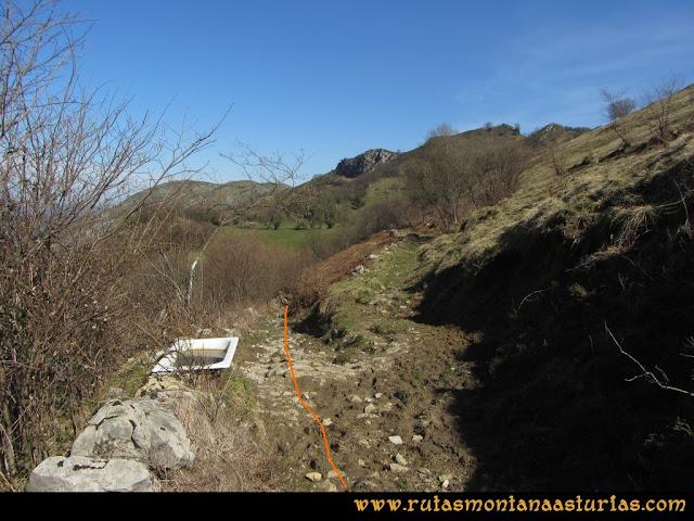 Ruta Linares, La Loral, Buey Muerto, Cuevallagar: Bajando a la Condesa