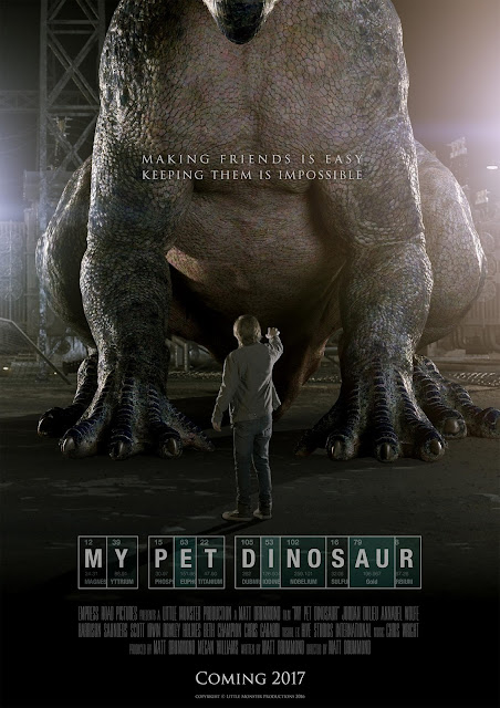 My Pet Dinosaur (2017) ταινιες online seires oipeirates greek subs