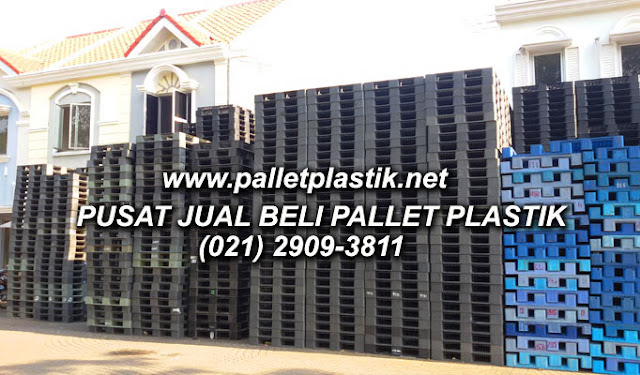Pallet Plastik Dalam Kebutuhan Logistik