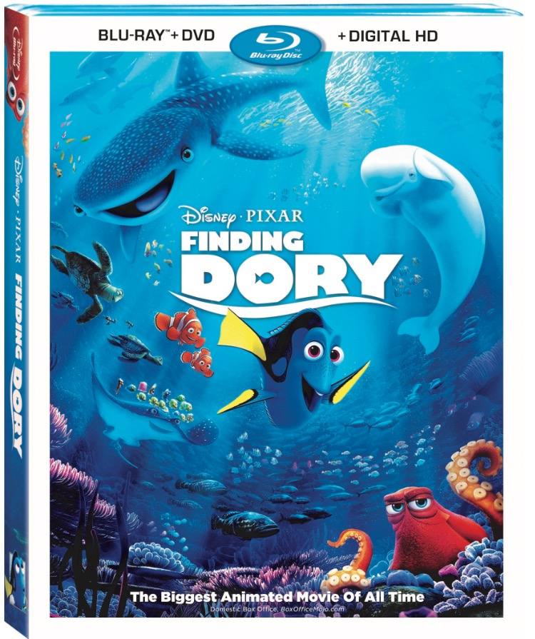 Finding Dory 2016 Bluray Movie Official Free Download Bluray Movie Official