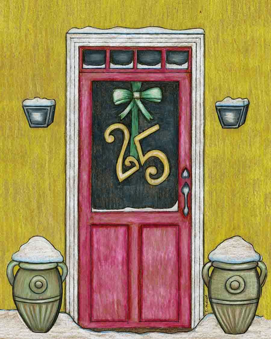 Gonna Stuff A Chicken: 12 Doors Of Christmas, Door Number 12