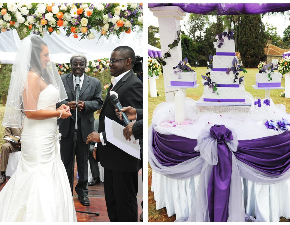 Something Borrowed: Real Wedding