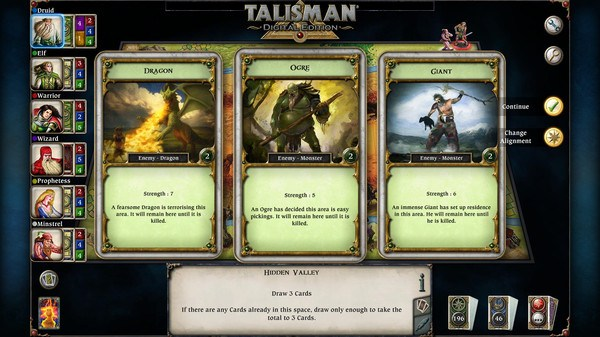 Talisman: Digital Edition - The Genie Character Pack 2014 pc game Img-1