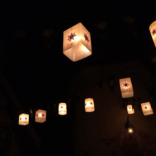 disney fantasyland tangled lanterns