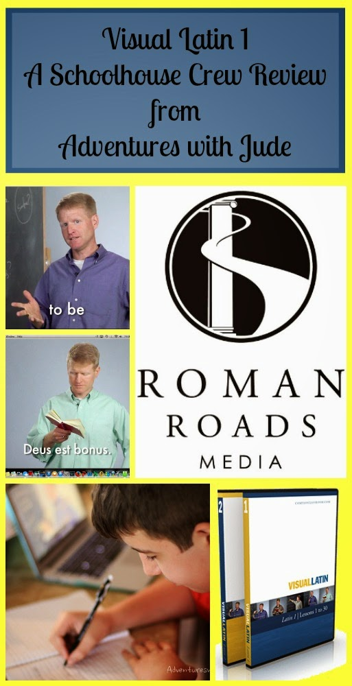 Visual Latin 1 Roman Roads Media review