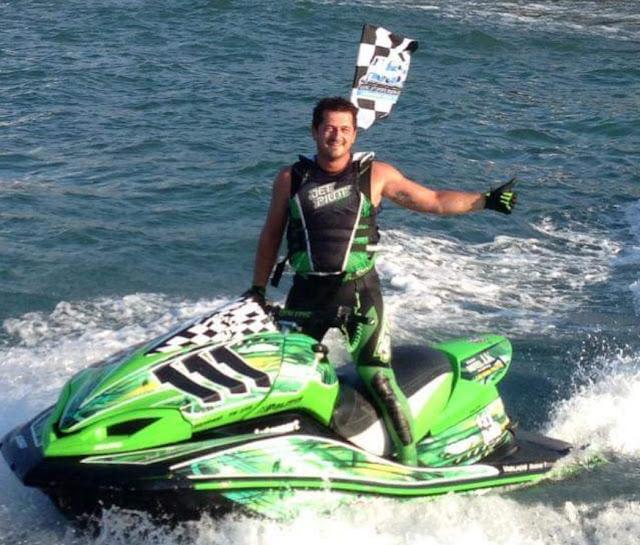 Jet Ski: Ο Παντελής Πολίτης με Yamaha FZR νικητής του πρώτου Hydrodrag