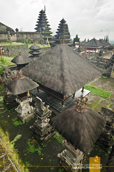 Bali Temples List Besakih Agung
