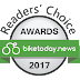 BikeToday.news Readers' Choice Awards 2017 - Winners have been announced!