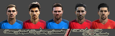 Bonus Facepack Pes 2013 By Jarray Facemaker