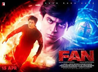 Fan 2016 Full Hindi Movie Downloa & Watch SRK Vs SRK