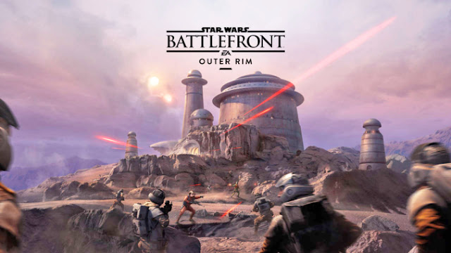 Battlefront DLC Outer Rim Free to Play - Details