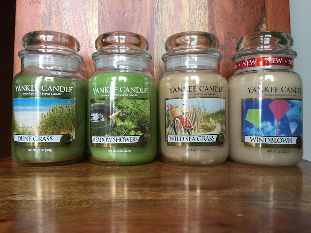 ' Yankee Candle. Candle 2015