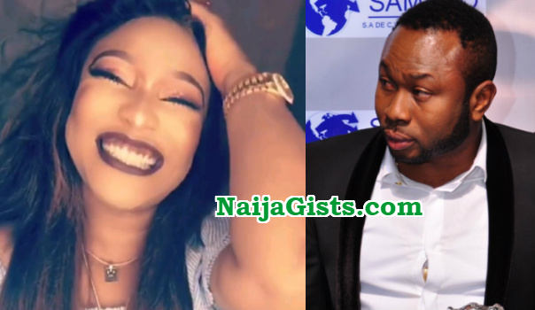 tonto dikeh slapped her husband