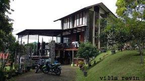 Villa Keluarga murah di daerah lembang
