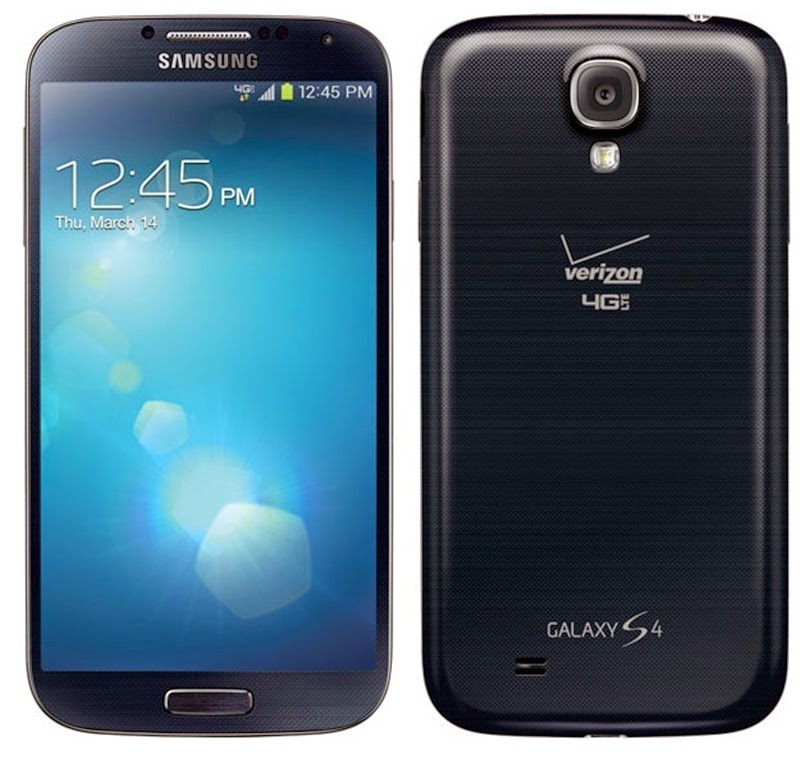 Handphone Samsung Galaxy S4 - Black