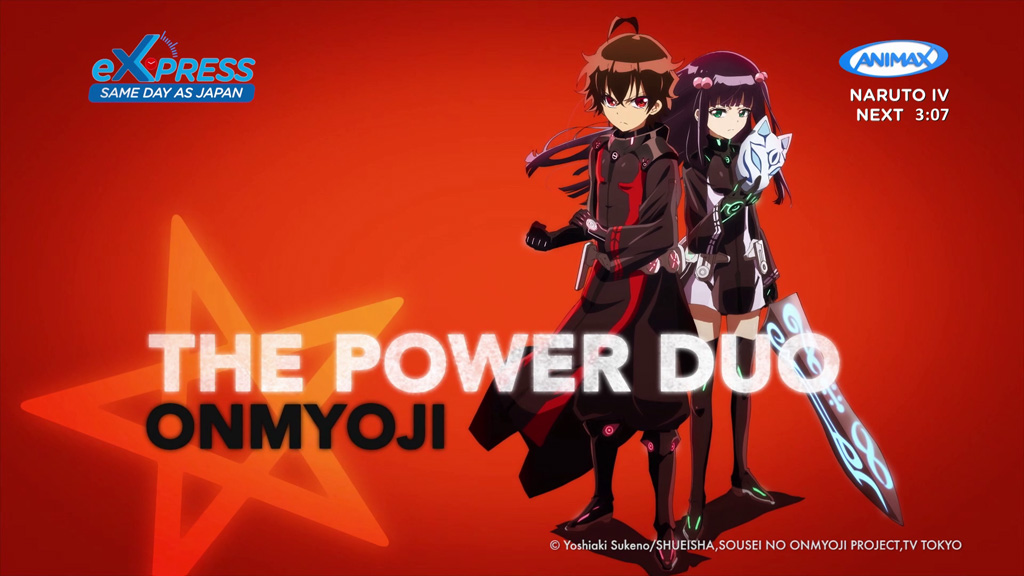 Frekuensi siaran Animax Asia HD di satelit Measat 3 Terbaru