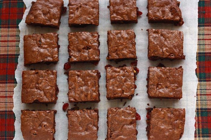 dark chocolate brownie recipe