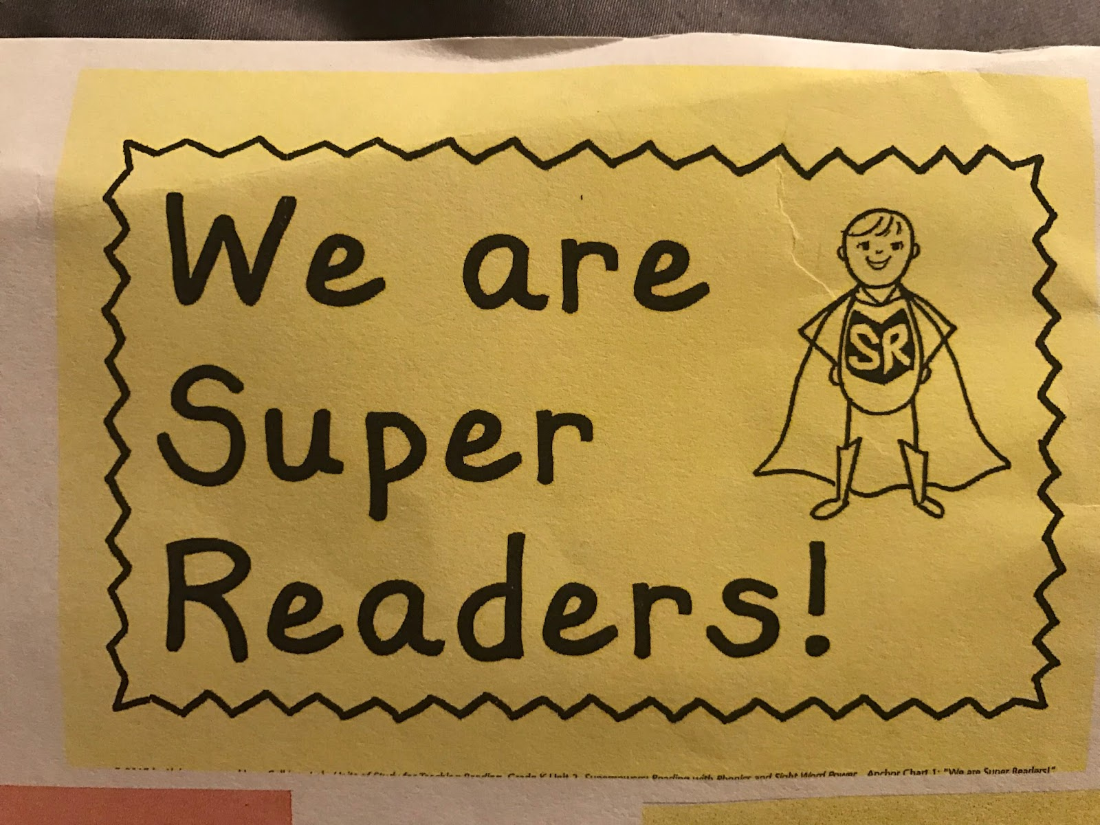 Beginner readers use multiple skills when reading and we teach these as super powers the below are students to they also ms bennett   beach buddies february rh bennettsbeachbuddiesspot
