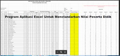 """<a href=""""url"""" tittle=""""Program Aplikasi Excel Untuk Menstandarkan Nilai Peserta Didik""""><b>Program Aplikasi Excel Untuk Menstandarkan Nilai Peserta Didik</b></a>"""