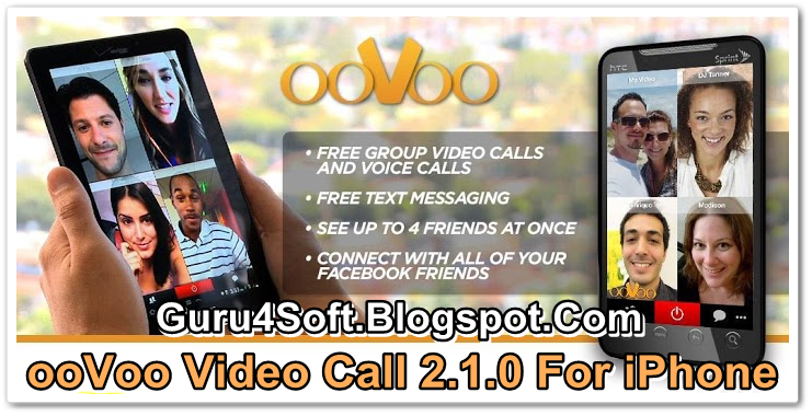 Download ooVoo Video Call 2 1 0 For iPhone / iPad (Latest
