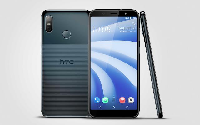 Ya ha sido presentado el HTC U12