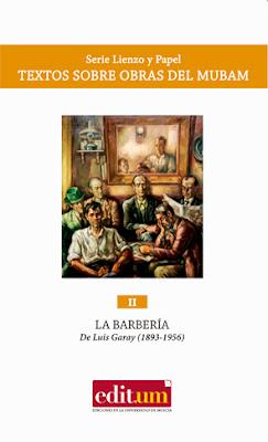 """Presentación de """"La Barbería"""" de Luis Garay (1893-1956)"""