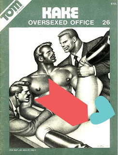 Tom of Finland Kake 26: Oversexed Office