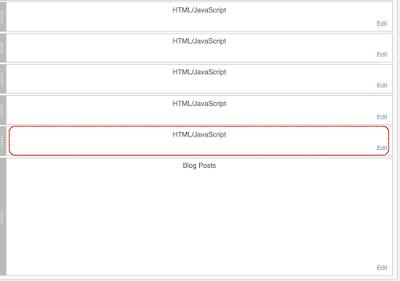 Insert Ad Code to HTML Box Area