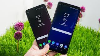 تعلم طريقة فك و تركيب Samsung Galaxy S9 Plus