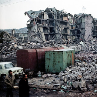 Earthquake Rubble