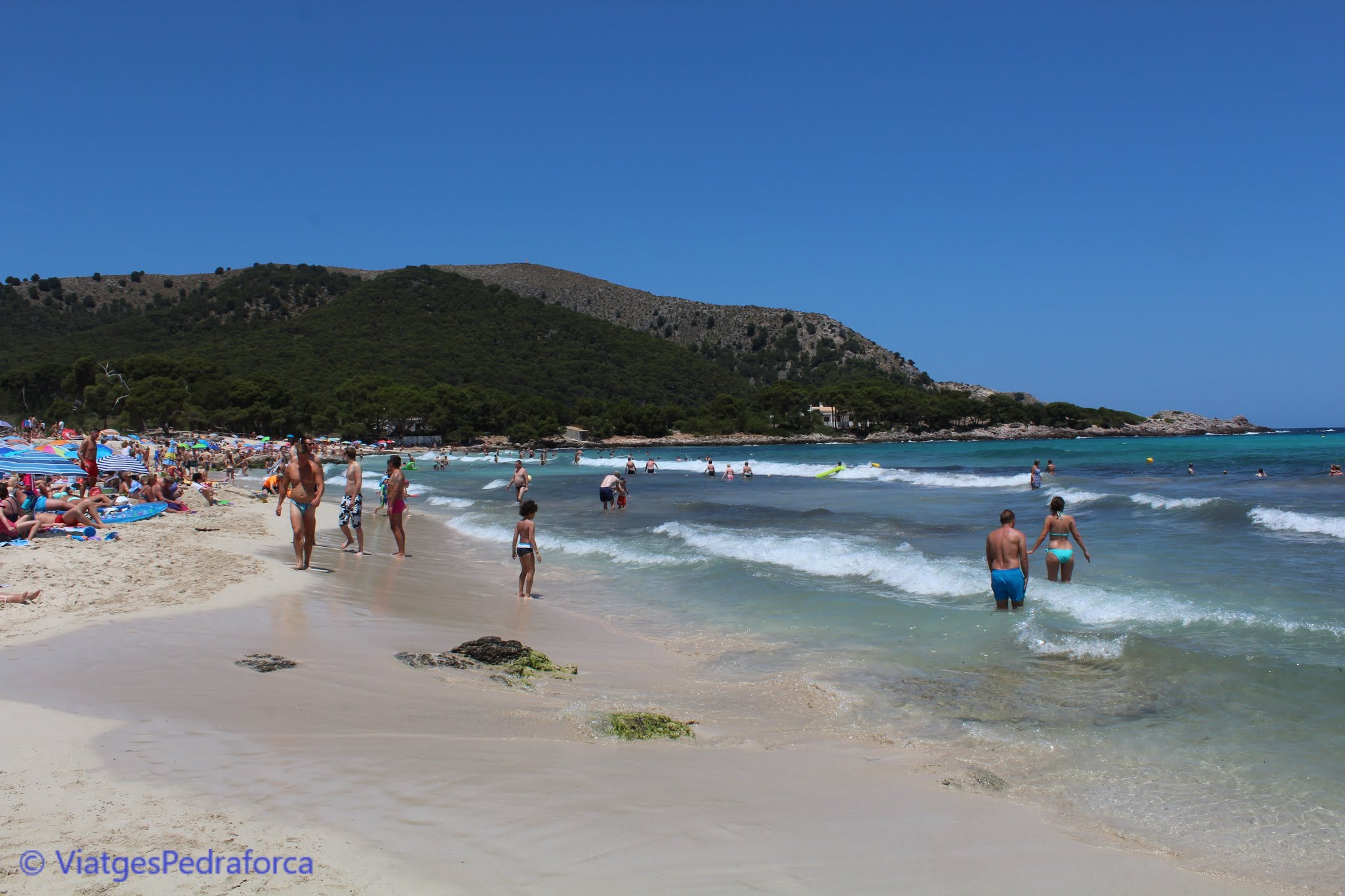 les millors platges de Mallorca, Illes Balears