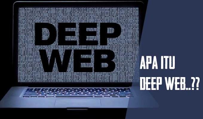 Apa itu Deep Web? Deep Web Adalah...