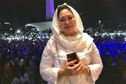 Titiek Soeharto: 22 Mei Kami Aksi Damai, tapi Kalau Ditembaki Gas Air Mata...