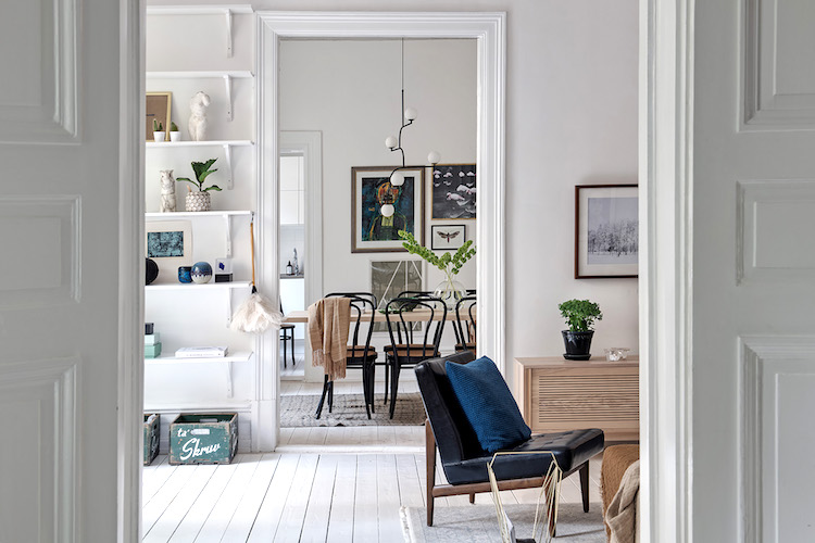 10 Interior Styling Tricks To Learn from A Swedish Home