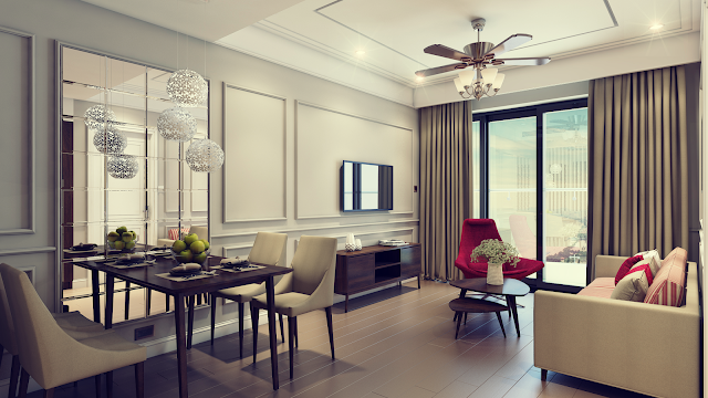 Luxury Apartment - Căn hộ đẳng cấp 5 sao