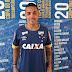 Rafinha, ex-Coritiba, é o novo reforço do Cruzeiro