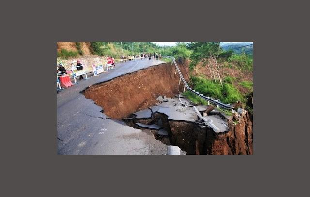 Bencana Tanah Longsor