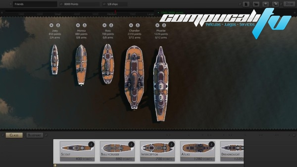 Leviathan Warships PC Full
