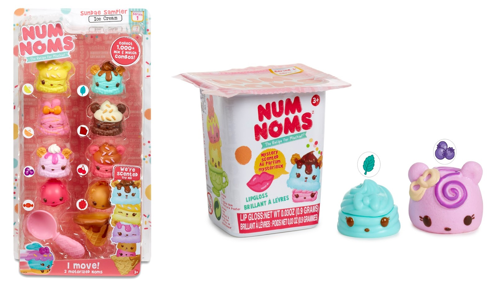 Num Noms, Toy Giveaway, fragrant toys