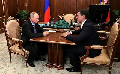 Vladimir Putin, Gleb Nikitin