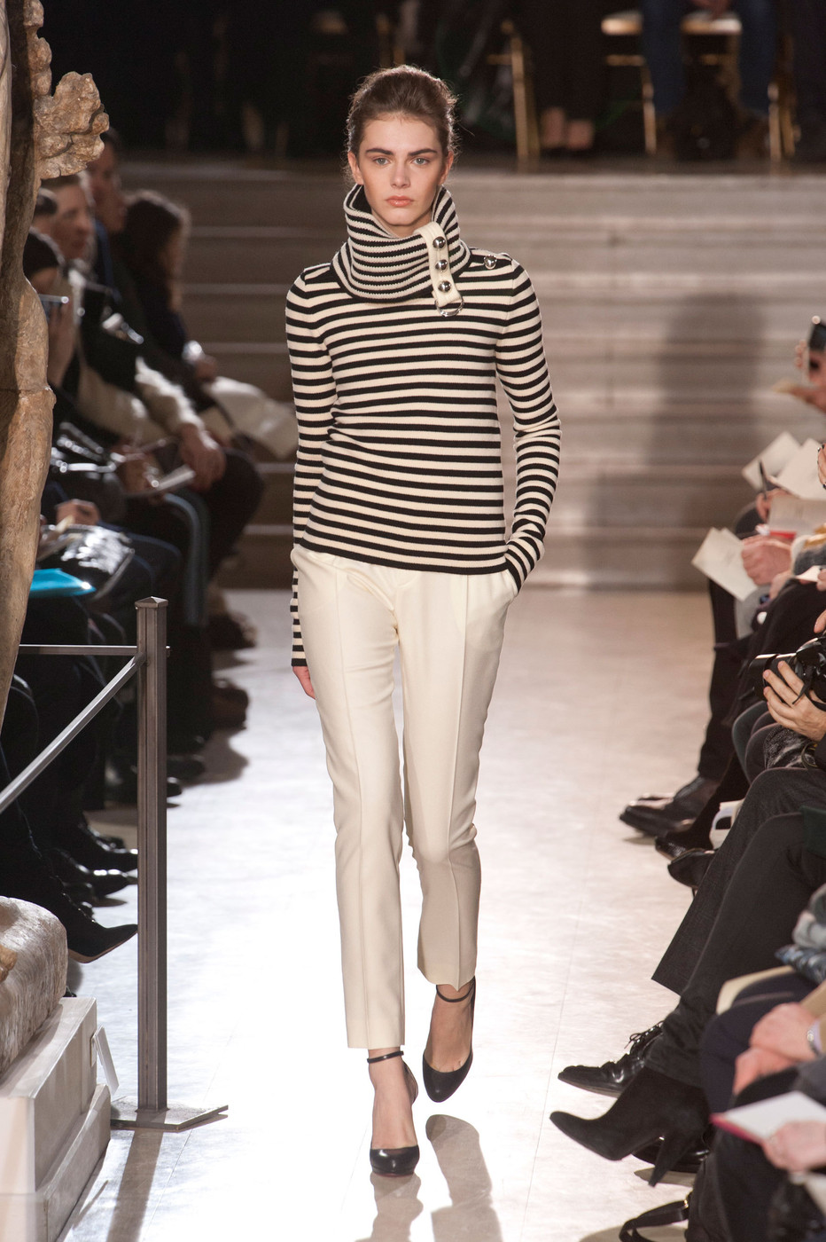 Bouchra Jarrar Haute Couture Spring-Summer 2013 / Lanvin new fashion designer via www.fashionedbylove.co.uk
