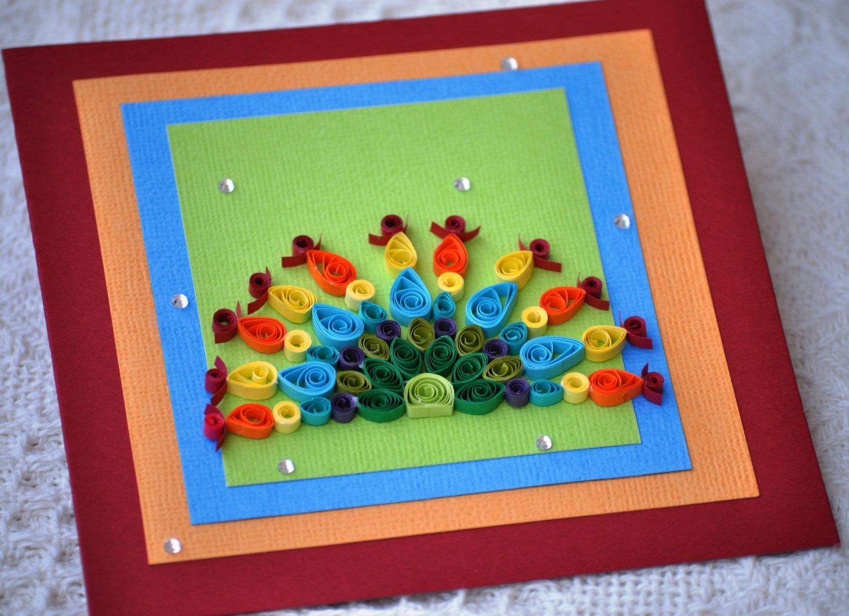 Handmade Diwali Greetings Cards Images For Kids Happy Diwali